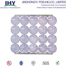 Factory High Power LED Aluminum PCB Metal Core Al MC PCB