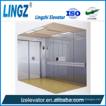 1600kg Hospital Elevator for Medical Use with Two Handrails