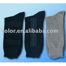 Chaussette en coton à manches longues