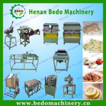 machine de fabrication de cure-dents en bambou