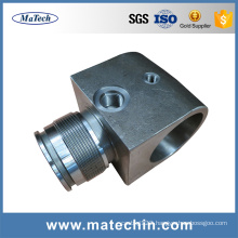 ISO9001 Foundry Custom High Quality Carbon Steel Lost Wax Casting