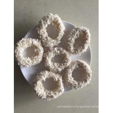 Breaded Squid Ring, Gigas, Mter: 4-9cm, 50% Coating, Prefty