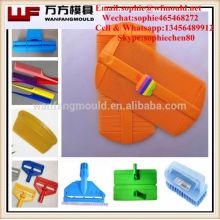 China liefern Qualitätsprodukte Haarkammform / OEM Kundenspezifische Plastikinjektionshaarkammform hergestellt in China