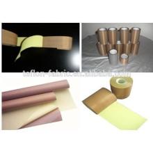 Rubans en tissu PTFE résistant aux hautes températures