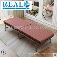 Wholesale Best Bed Fashion Guest Soft Steel Bed For Home Office