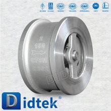 Válvula de retención de placa simple DIDTEK