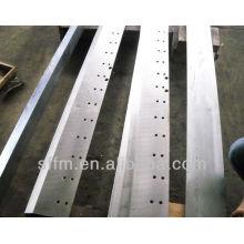 2013 vente chaude Série de lames de machines à bois
