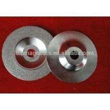 Forming grinding wheel