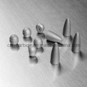 Fabrication de bavures rotatives en carbure de tungstène avec une bonne dureté