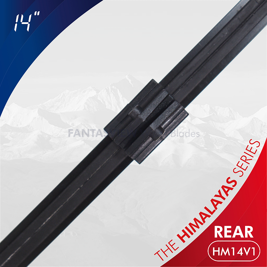 The Himalayas Series VW TOUAREG Rear Wipers