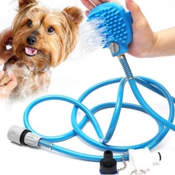 Ferramenta de spray de banho para animais de estimação