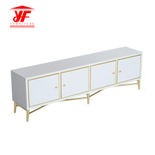 White TV Set Table Design furniture models