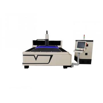 Cortador do laser da fibra do cnc 1000w para o metal