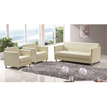 Premium Beige Pure Full Genuine Leather Sofa Set