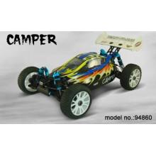 94860 1: 8 Escala 4 Wheel Drive RC Nitro Carros a gás para venda
