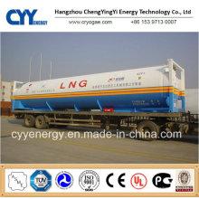 2015 kryogener LNG Lox Lin Lar Lco2 Tankcontainer mit ASME