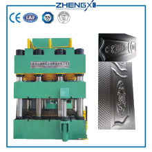 Eight Columns Hydraulic Steel Door Embossing Machine