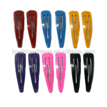 Fashion High Quality Metal Colored Snap Clip