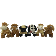 Plush Animals Ice Age Adventures
