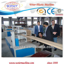 most professional pvc profile machine for furniture