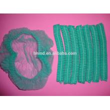 Колпачки без ткани с двойным эластичным