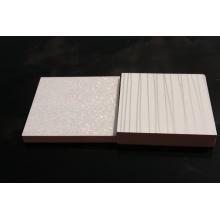Tablero de la muestra del PVC, fabricante del tablero de la espuma del pvc en China