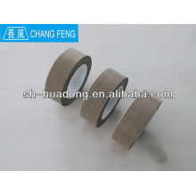 High sealing PTFE coated fiberglass adhesive tape-fabrics for bag sealing