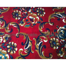 2015 Neuer Design bedruckte Velour Teppich Teppiche