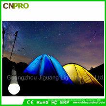 Laterne, die LED-Campingzelt-Glühlampe für kampierende Fischen-Laterne im Freien beleuchtet, beleuchtet
