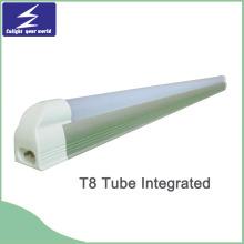 Luz de tubo de LED de alto brillo incorporado T8