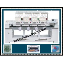 """Máquina de bordar computadorizada multi-cabeças com tela de toque de alta velocidade de 10 """""""