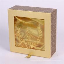 Cajas de regalo de encargo de la caja de regalo de los surtidores chinos para la joyería