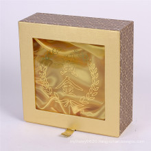 Chinese suppliers custom gift box display case for jewellery