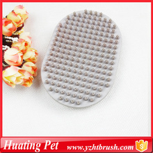 China for Pet Bath Brush pet rubber brush products supply to Papua New Guinea Supplier
