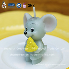 Cartoon Mice Candles Special Birthday Party