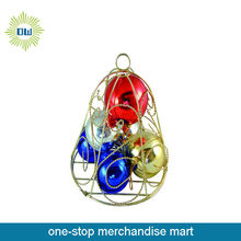 Hot Sale 6pc Christmas Ball factory price