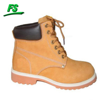 New Fashion Leather Mens Work Boots