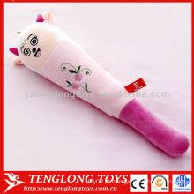 Bem-vindo na China xiyangyang rosa massagem vara brinquedos de pelúcia