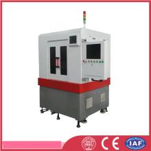 Perfuração do laser da folha de metal da alta precisão, máquina de corte