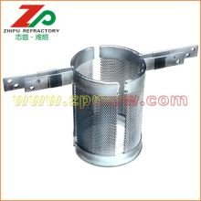 Tungsten Net Heizelement