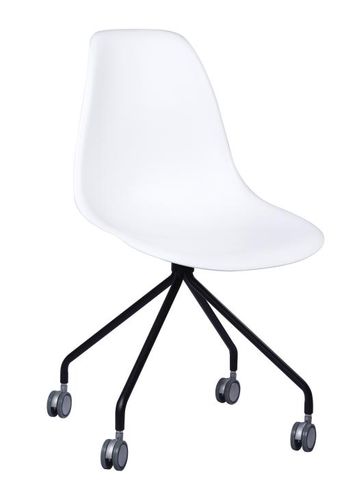 eames side swivel chair