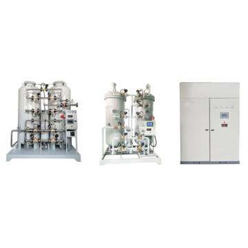 Mini máquina de fabricación de gas con generador de oxígeno