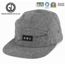 2016 coole einfache junge Mode-Stil grau Snapback Camper Cap