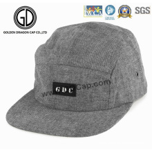 2016 Cool Simple Garçon Mode Style Gris Snapback Camper Cap
