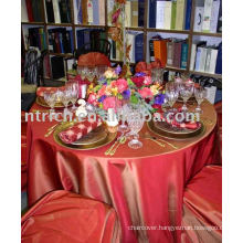 Symphony Cinnamon Tablecloth , table cover