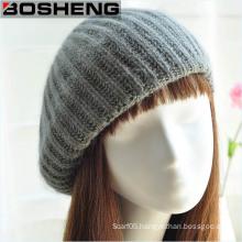 Promotion Winter Warm Grey Knit Beanie Beret Hat