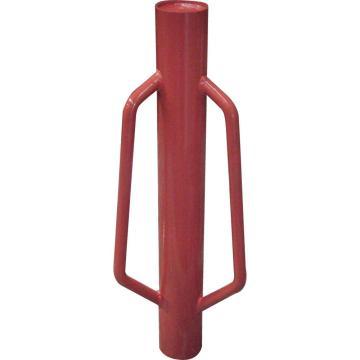 Stahlrohrgriff Zaunpfosten-Treiber