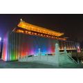 Mehrfarbiges wasserdichtes LED-Wandfluter-Gebäude-Licht