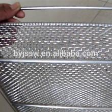 Cesta de armário de desinfecção de aço inoxidável 304