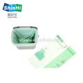 best selling durable biodegradable disposable hotel plastic garbage bag trash bags